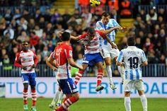 Prediksi Malaga vs Granada 6 April 2014: Pertandingan La Liga Spanyol untuk kali ini akan mempertemukan Malaga vs Granada yang akan digelar Pada hari Minggu (06/04/2014) Berlangsung di Estadio La Rosaleda – Málaga dan akan disiarkan LIVE di Star Sports Pukul 17:00 WIB.