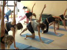 Yoga - mis asanas favoritas - Yoga class my favorite asanas - YouTube
