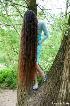 i want to meet a very long haired women