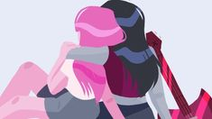 bubbline ❤️ Adventure Time Marceline, Adventure Time Anime, Marceline And Princess Bubblegum, Lgbt, Fanart, Bubbline, Funny Relatable Memes, Fantastic Beasts, Cute Drawings