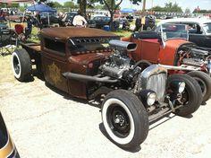 Rat Rod, Austin 2013