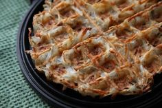 27 Clever New Ways To Use Your Kitchen Appliances: Use your waffle iron to make extra-crispy hash browns.