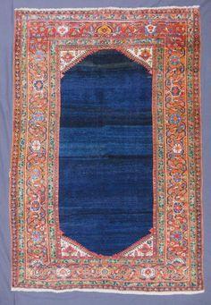 Antique Feraghan rug