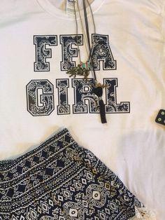 Custom FFA Girl t shirt by Classy Cowgirl Co Unisex white t Small 4-6 medium 8-10 large 12-14 Xlarge 16-18 2X 20-22
