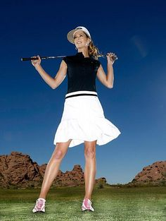Anna Rawson, golfer and model - I met her and she is very hot!