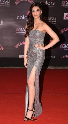 Kriti Sanon | 20 Of The Best Dressed Celebrities At The Stardust Awards 2016