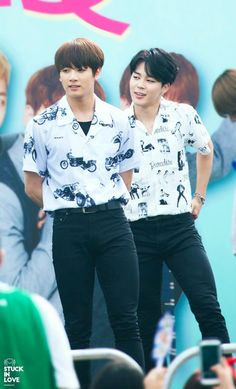 I want Jimin to look at me like he does with Kookie!