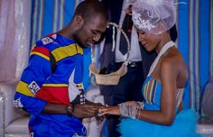 Venda + Swazi. Wedding