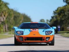 """2006 Ford GT """"Heritage"""""""