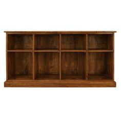 Mallani Open Storage Sideboard