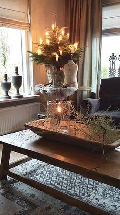 Binnenkijken in het kersthuis van Meriam op www.dewemelaer.nl