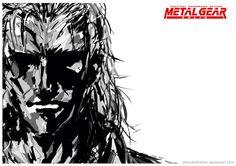 Metal Gear Solid Metal Gear Solid, Gears, Snake, Entertainment, Gear Train, Snakes
