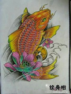 All About Art Tattoo Studio Rangiora. Geisha Tattoos, Koi Fish Drawing, Fish Drawings, Japanese Tattoo Art, Japanese Tattoo Designs, Koi Art, Fish Art, Pez Koi Tattoo, Tattoo Ink