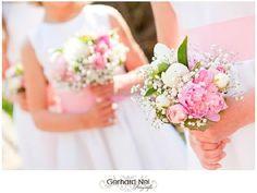 Schattig/klein bruidsboeket