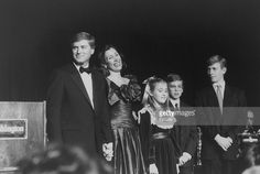 Ben, Corrine and Tucker Quayle were barely out of elementary school when their dad earned the VP title in Dan Quayle, Beau Biden, Military Service, Vice President, Then And Now, Elementary Schools, Presidents, Dads, Children