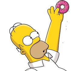 Dream Photographer - Blog de fotografia, estilo, inspirações e mais: RECEITA: Donuts do Homer Simpson
