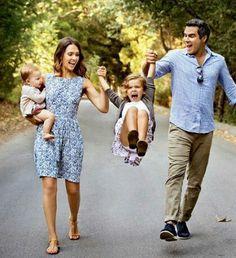 family #jessicaalba