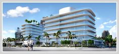 New and Pre-Construction | One Ocean, Luxury Condo in South Of Fifth Miami Beach, Florida