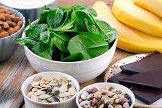 Quiz - Psychologie et santé : Semaine du 24 février au 2 mars 2018 Magnesium, Mars, Spinach, Vegetables, Food, Vitamin E, Psychology, March, Veggies