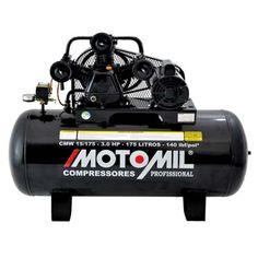 Compressor 140Lbs 3,0Hp Monofásico 30604.4 - Motomil