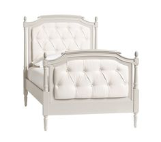 Blythe Tufted Bed | Pottery Barn Kids