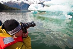 Photographing Alaska: How To Capture Memorable Photos On An Alaskan Cruise - Travel Tips & Trips - Travel Updates by Ellen Barone