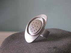 ring zilver dotsinframe