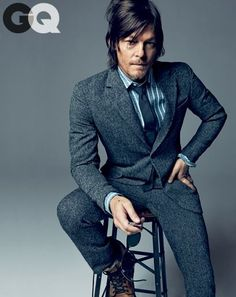 Daryl Dixon! Can i just marry him?