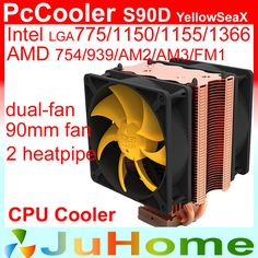 for ID-COOLING IS-50 Slim Quiet 12cm ITX Cooling Fan CPU Cooler for Intel AMD BT