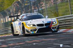 BMW Z4 GT3 - BMW Team Schubert 19