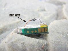 start fire call phone battery