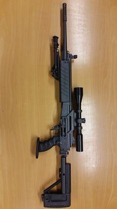Galil Sniper Rifle