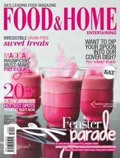 Food and Home entertaining 2014