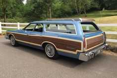 1973 Ford Country Squire: Big Block Wagon - http://barnfinds.com/1973-ford-country-squire-big-block-wagon/