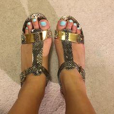 Steve Madden snakeskin sandal heels! Such a great shoe. Only worn once! 3.5 inch heel! Steve Madden Shoes Heels