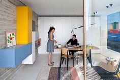 Pitsou Kedem Architect — Penthouse in Tel Aviv