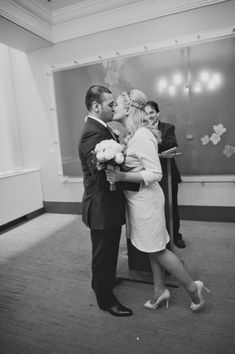 NYC City Hall elopement. Katie Jane Photo.