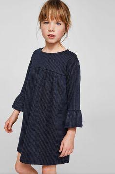 Šaty a tuniky Casual  - Mango Kids - Dievčenské šaty