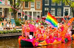 Amsterdam Gay Pride. 3 weeks to go. #cantwait