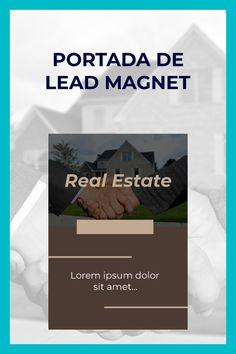La mejor forma de obtener prospectos inmobiliarios es usando un lead magnet poderoso. Inmobiliaria Ideas, Lead Magnet, Lorem Ipsum, Shape, Worksheets, Stop Thinking