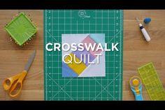 Crosswalk - Quilt Snips Mini Tutorial