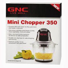 Mrs Lolas : GNC CHOPPER FOR LESS THAN 7.99 WYB2