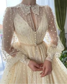 Elegant Dresses, Pretty Dresses, Vintage Dresses, Beautiful Dresses, Dress Dior, Lace Dress, Best Wedding Dresses, Boho Wedding Dress, Bling Wedding