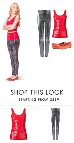 """""""•Get The Look : LUDMİLLA •"""" by bluechrysalis ❤ liked on Polyvore featuring P.A.R.O.S.H., Joseph, Disney, Frye, women's clothing, women, female, woman, misses and juniors"""