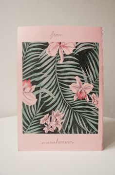 """""""For Ema"""", first self-edited zine with a soundtrack by Bon Iver.  """"For Ema"""" is not misspelled, is meant to honour Ema, the best gallerist ever.  This is a limited edition of ten hand titled, writen and sewed fanzines by Maria Herreros on a rainy 25..."""