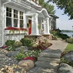 Inviting Home Exteriors - - Yahoo Image Search Results