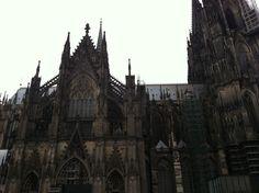 Kölner Dom in Köln, Nordrhein-Westfalen