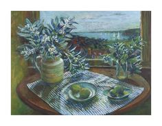 Our database has art auction market prices for Margaret Hannah Olley, Australia and other Australian and New Zealand artists covering the last 40 years sales. Australian Artists, Art Auction, Bold Colors, Still Life, Window, Colour, Blue, Painting, Inspiration