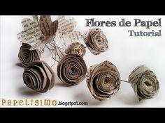 10 Ideas con rollos de papel higiénico | Manualidades