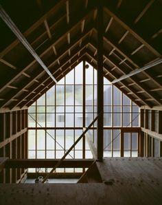House in hieidaira / Tato Architects